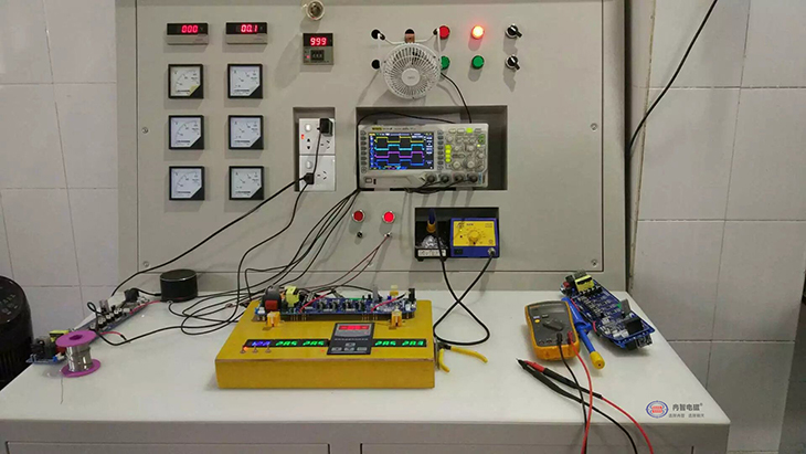 电磁加热板测试